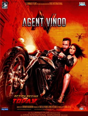 Image Result For Agent Vinod Full Movie Saif Ali Khan