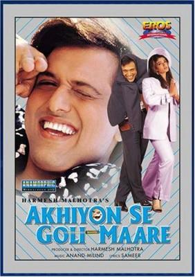 Akhiyon Se Goli Maare - Bollywood Movie Subtitles