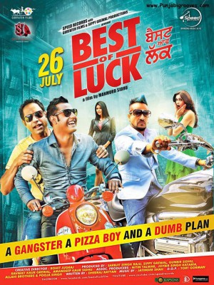 Best of luck (2013) movie download fun4pk.