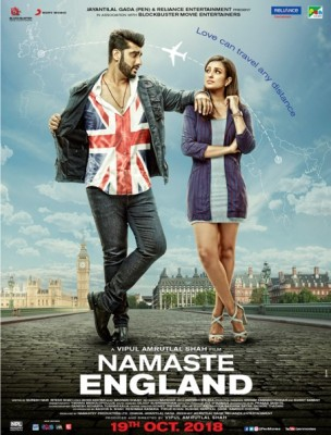 Namaste England - Bollywood Movie Subtitles