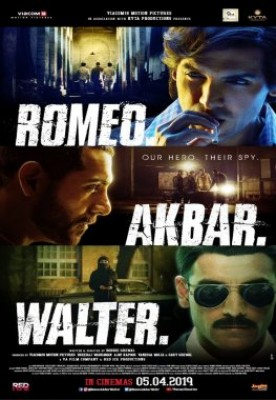 Romeo Akbar Walter - Bollywood Movie Subtitles