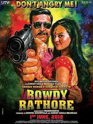 Rowdy Rathore - Bollywood Movie Subtitles
