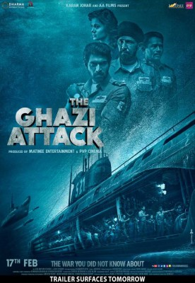 The Ghazi Attack - Bollywood Movie Subtitles