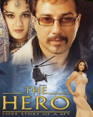 The Hero Love Story Of A Spy Bollywood Movie Subtitles