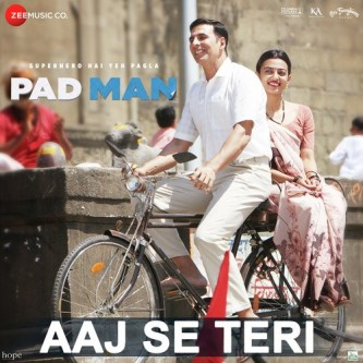 Aaj se teri galiyan meri ho gayi song download