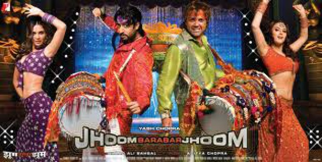 Jhoom Barabar Jhoom kannada movie song download