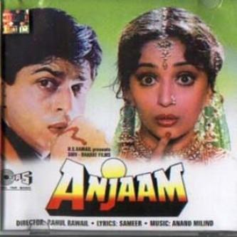 Anjaam movie song