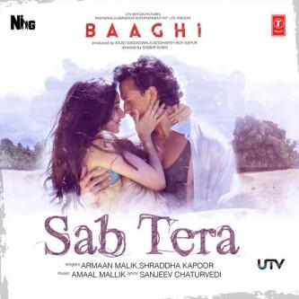 sab tera bollywood song lyrics translations