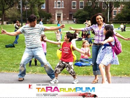 Ta ra rum pum bollywood song lyrics translations.